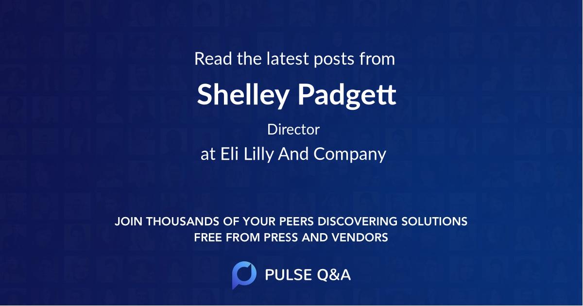 Shelley Padgett