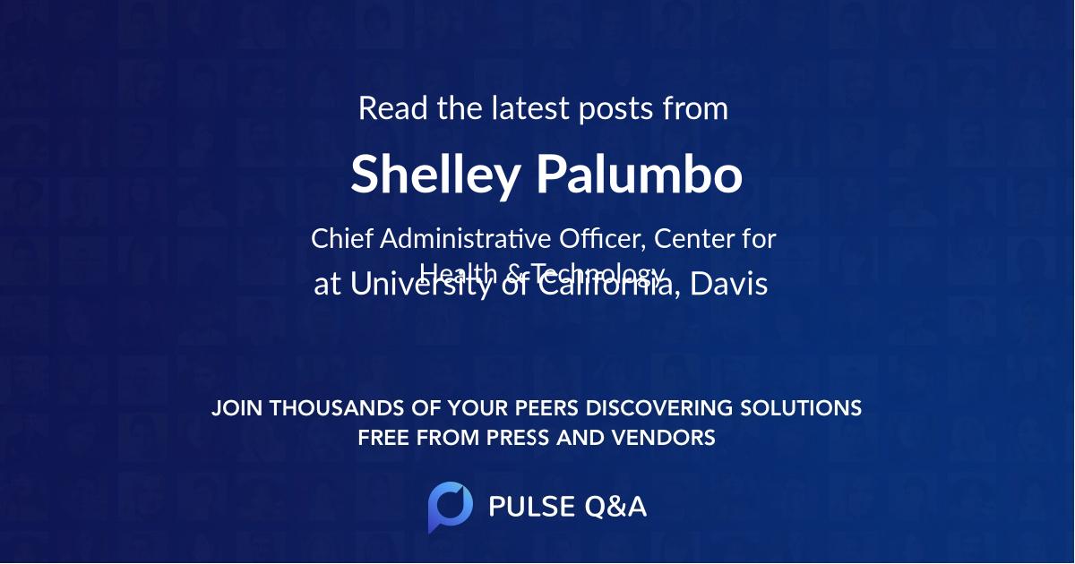 Shelley Palumbo