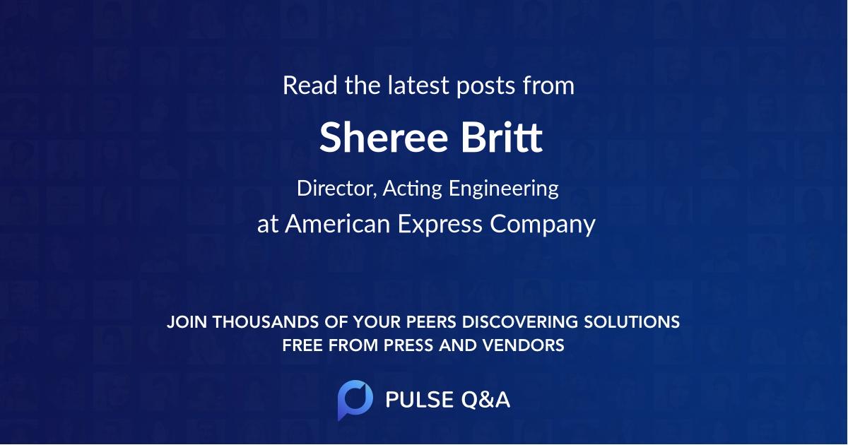 Sheree Britt