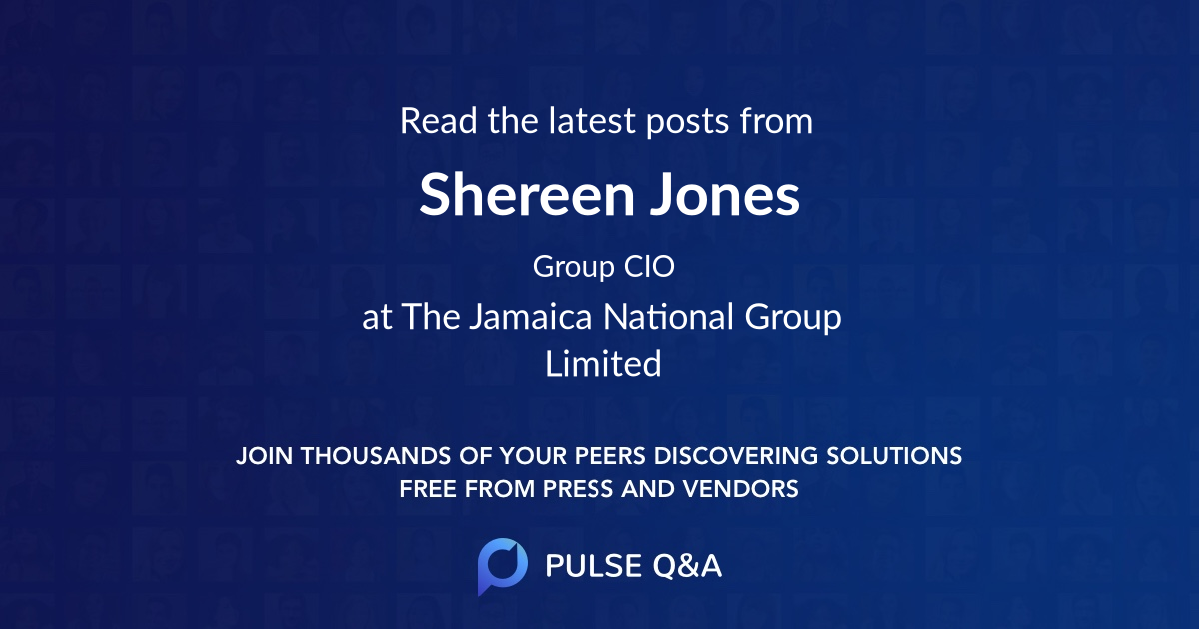 Shereen Jones