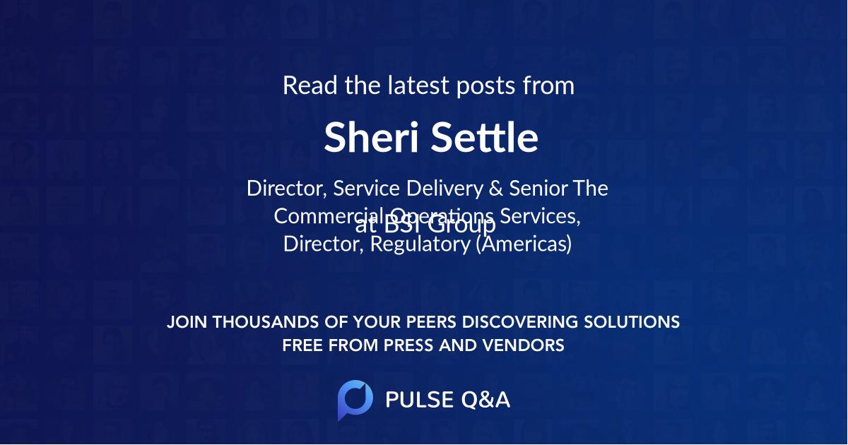 Sheri Settle