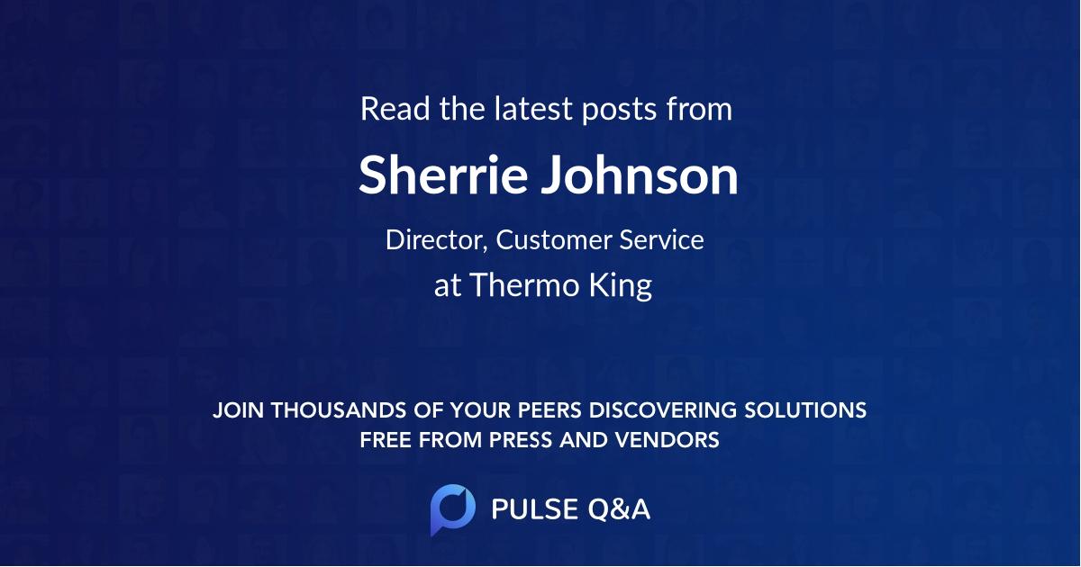 Sherrie Johnson