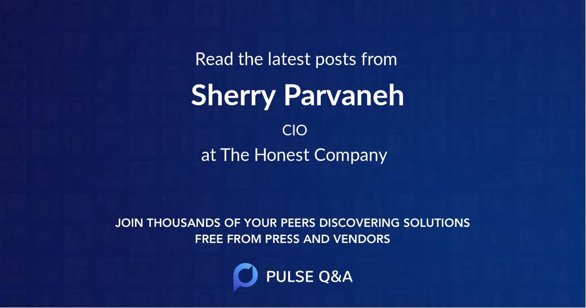 Sherry Parvaneh