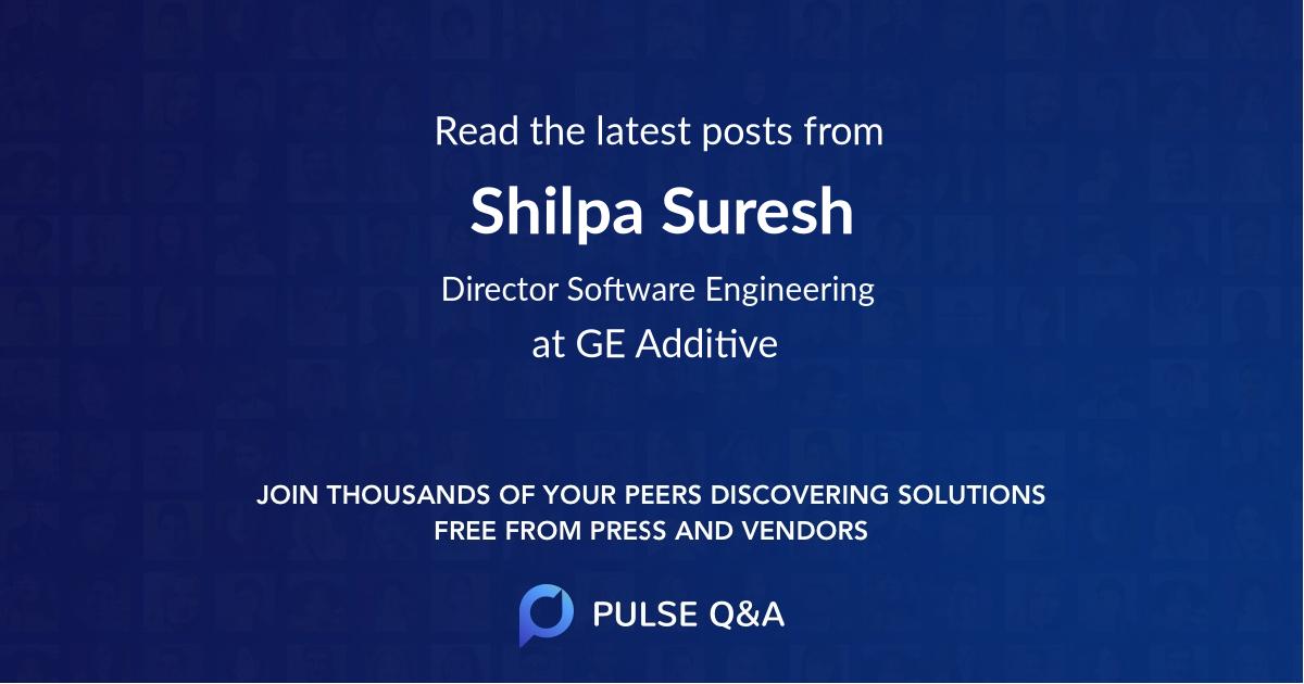 Shilpa Suresh