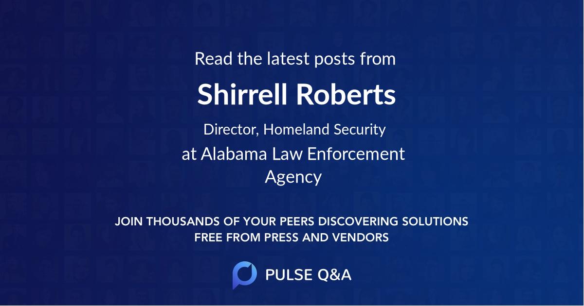 Shirrell Roberts