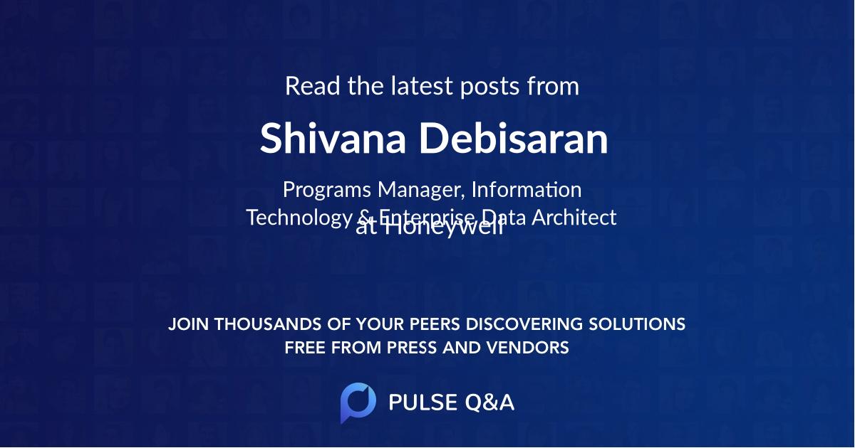 Shivana Debisaran