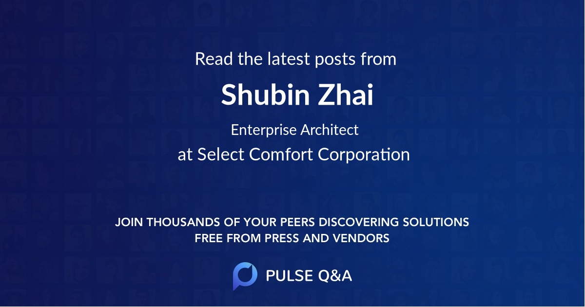 Shubin Zhai
