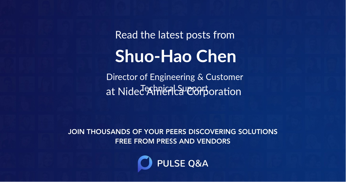 Shuo-Hao Chen