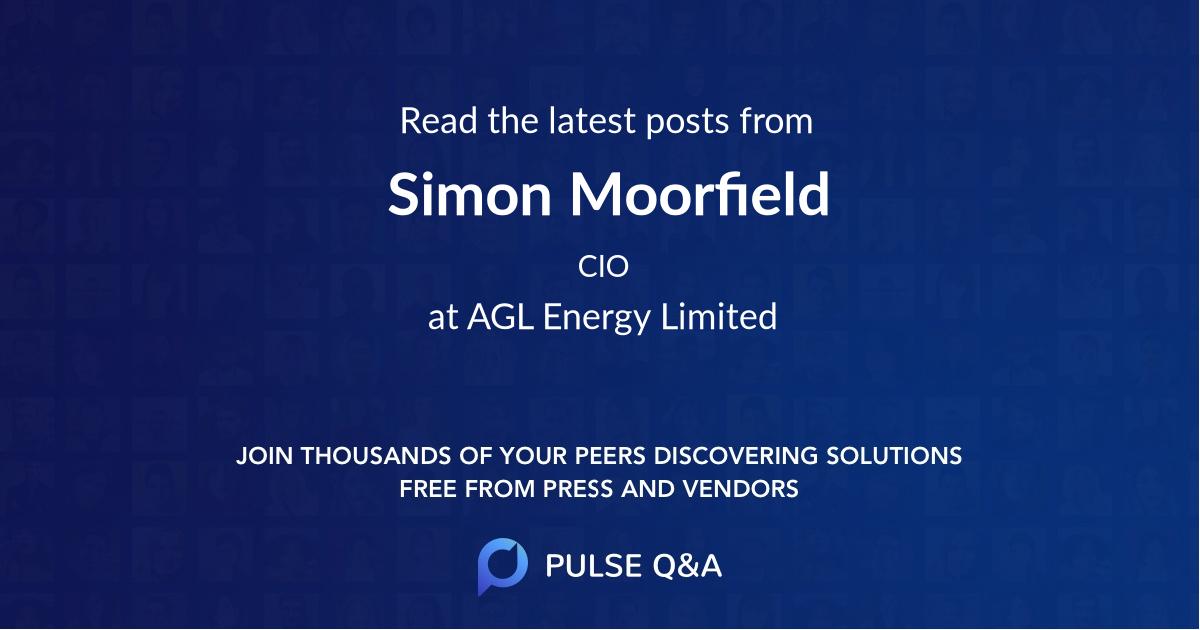 Simon Moorfield