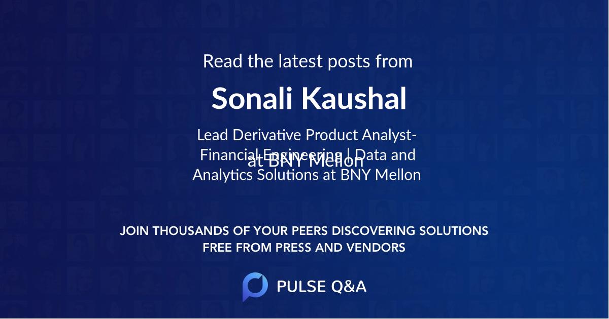Sonali Kaushal
