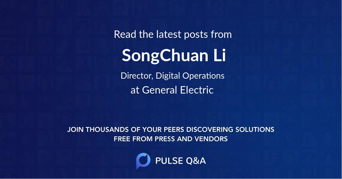 SongChuan Li