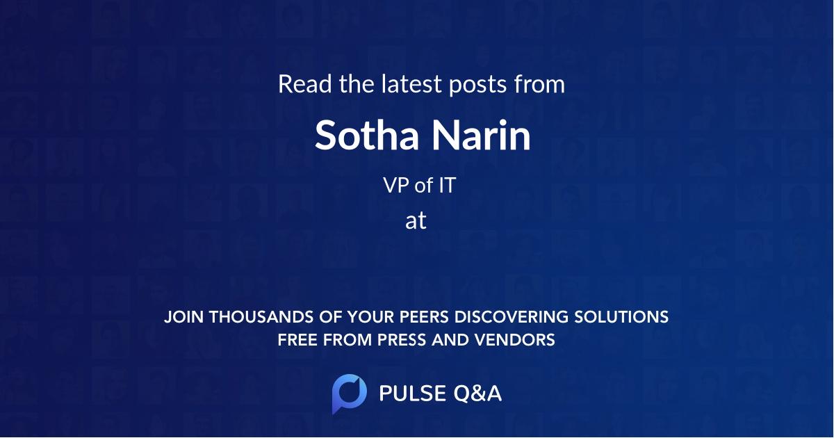 Sotha Narin