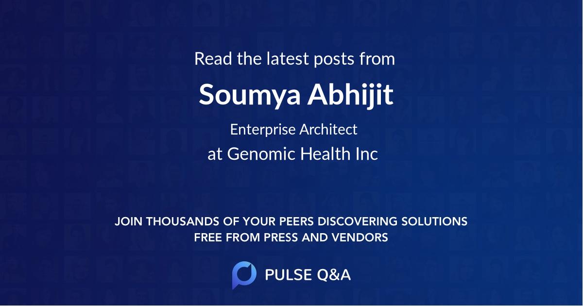 Soumya Abhijit