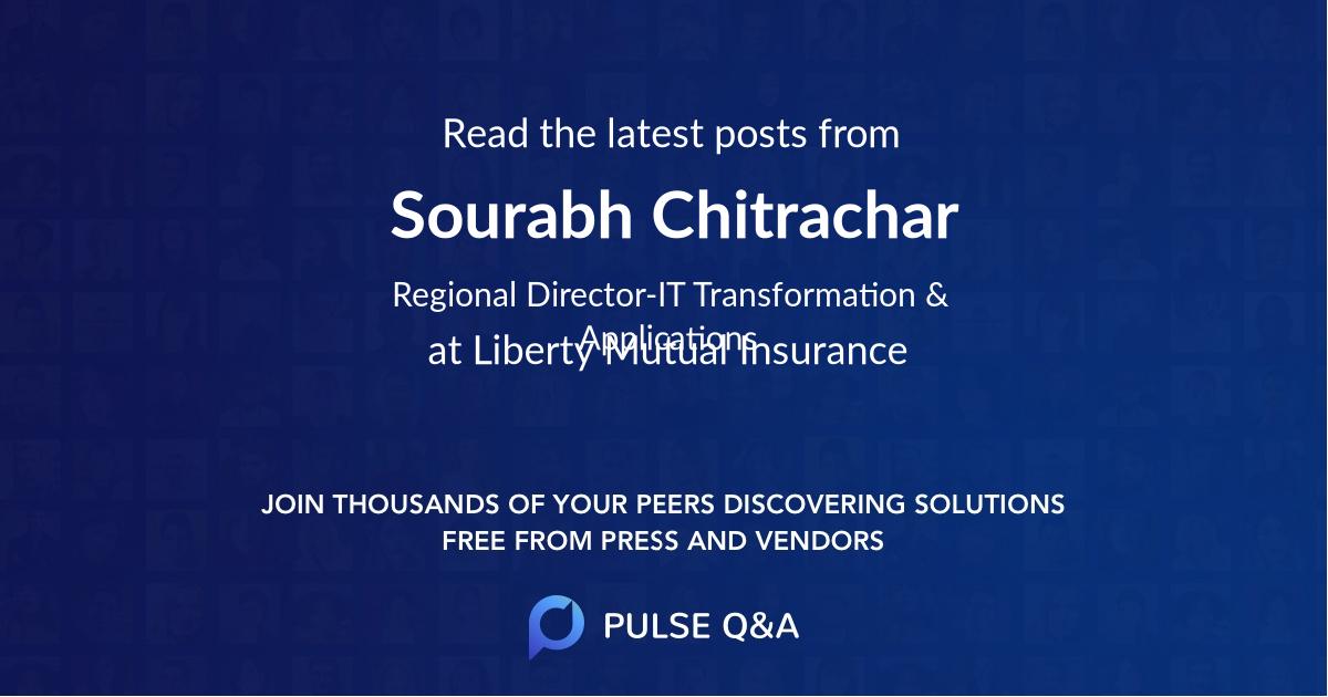Sourabh Chitrachar