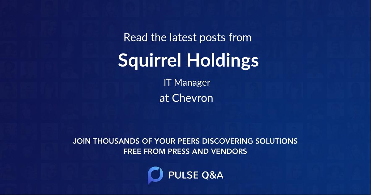 Squirrel Holdings