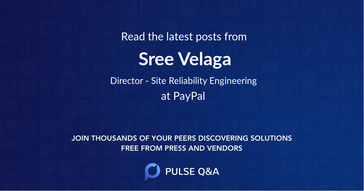Sree Velaga