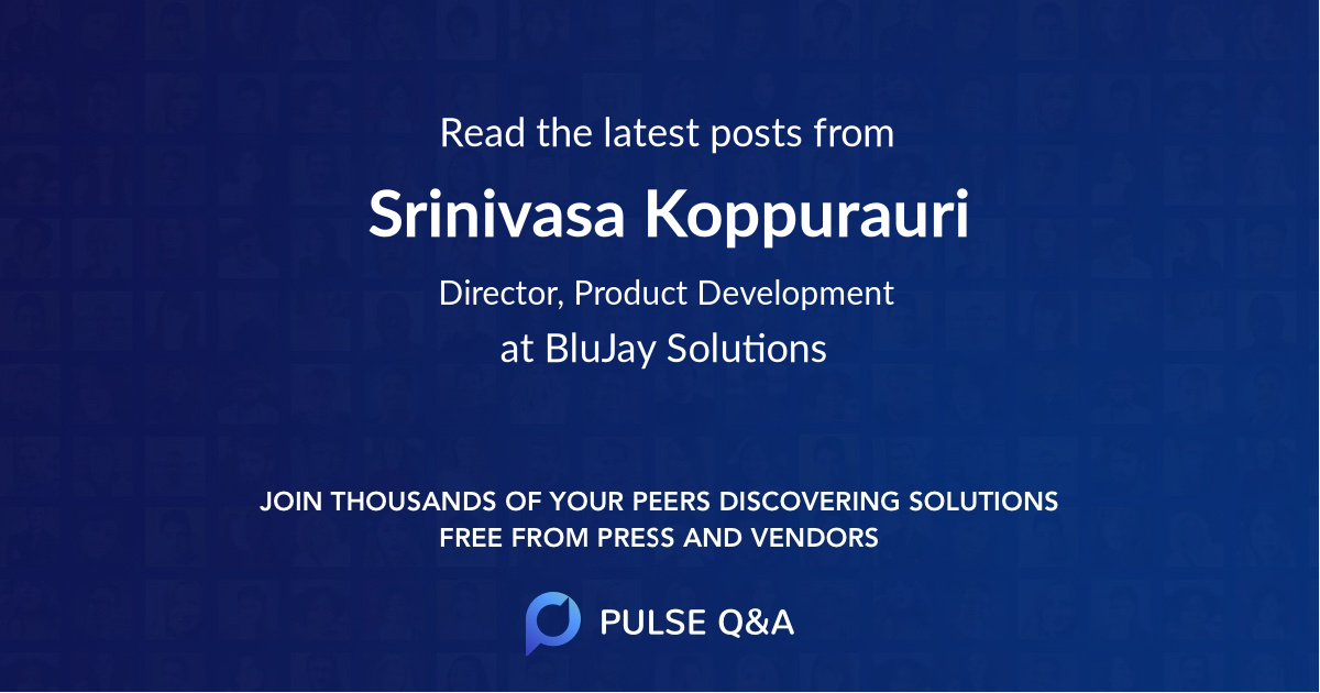 Srinivasa Koppurauri