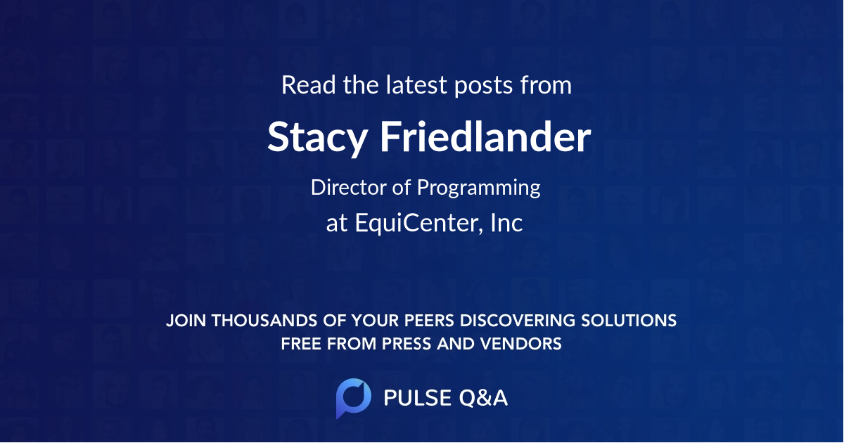 Stacy Friedlander