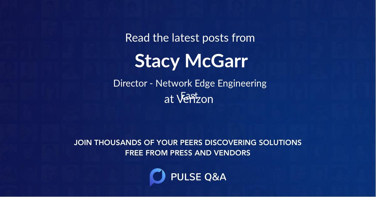 Stacy McGarr