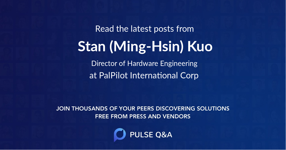 Stan (Ming-Hsin) Kuo