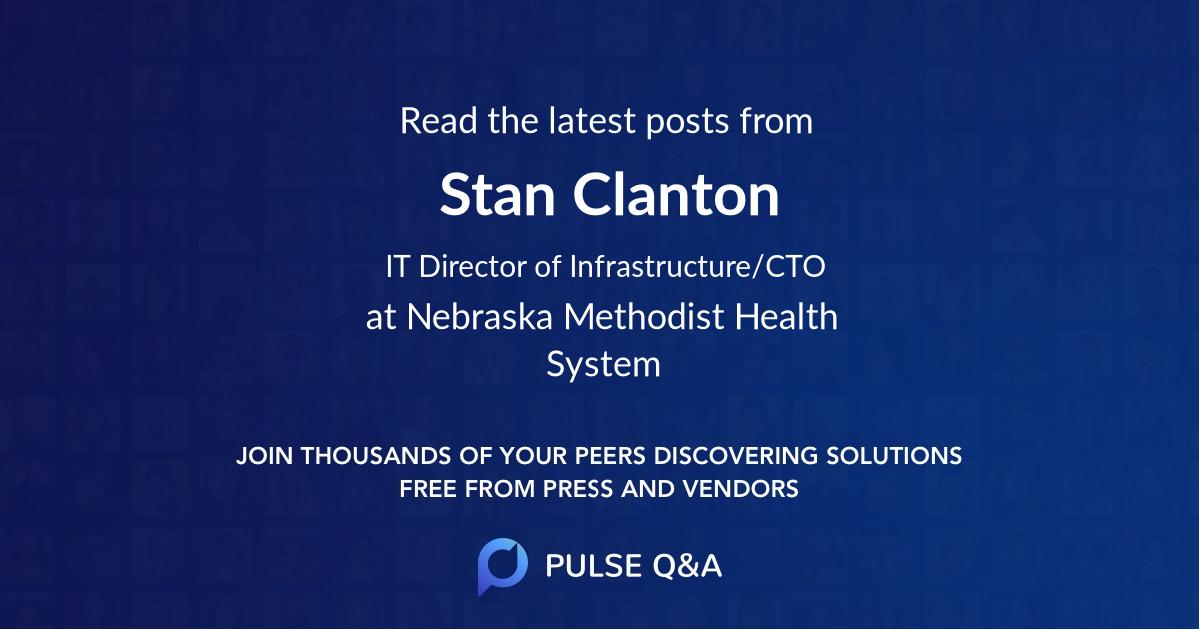 Stan Clanton