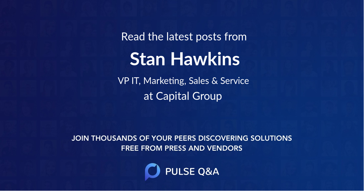 Stan Hawkins