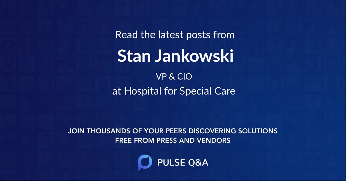 Stan Jankowski