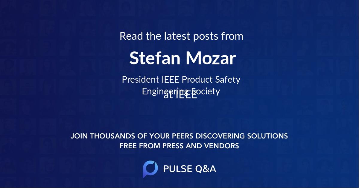 Stefan Mozar