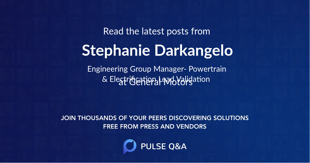 Stephanie Darkangelo