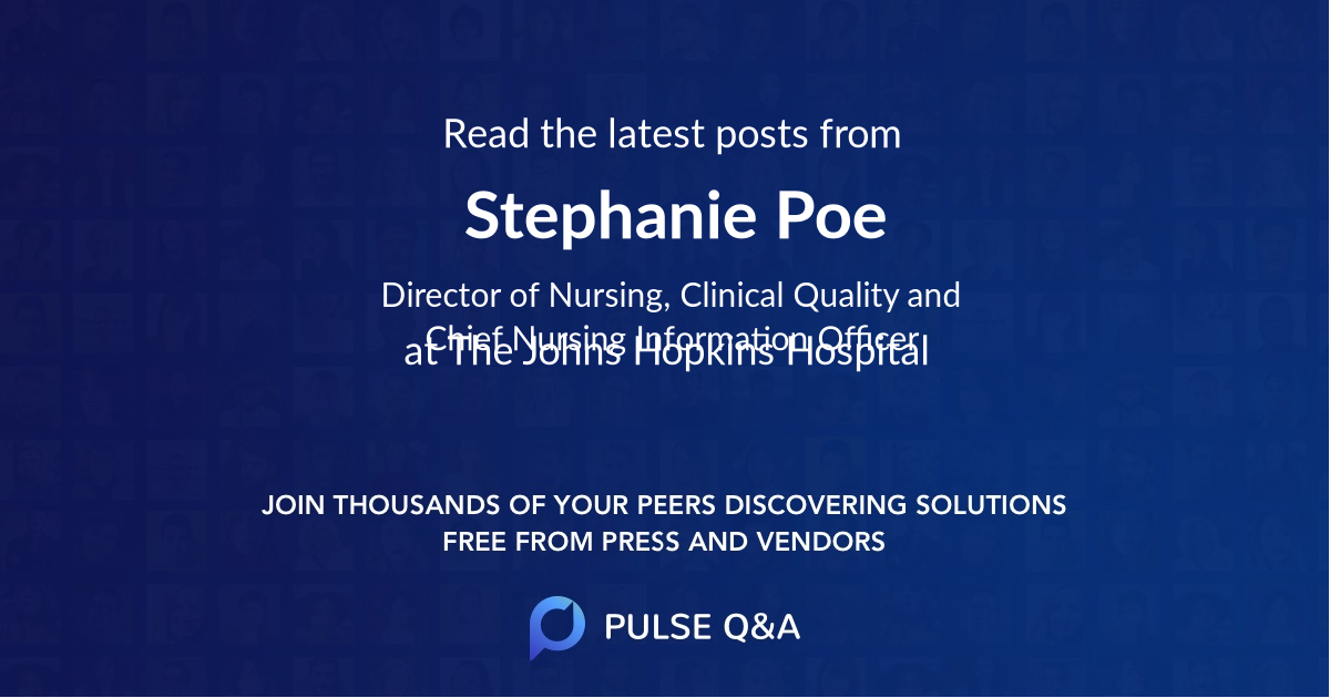 Stephanie Poe
