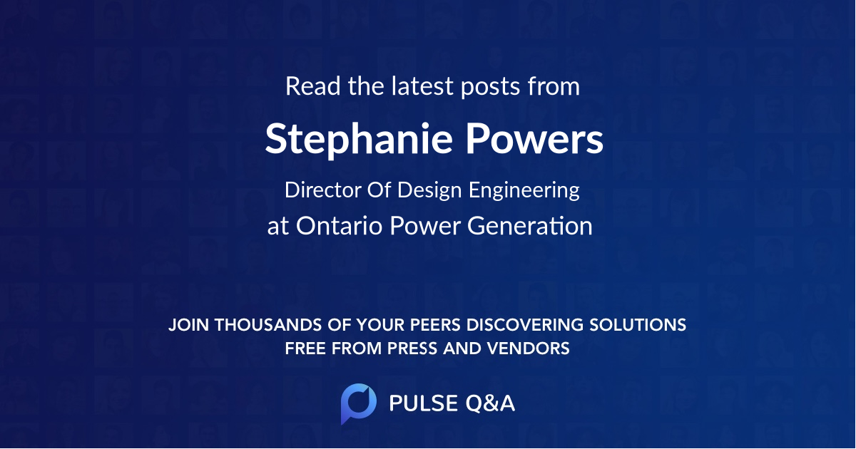 Stephanie Powers