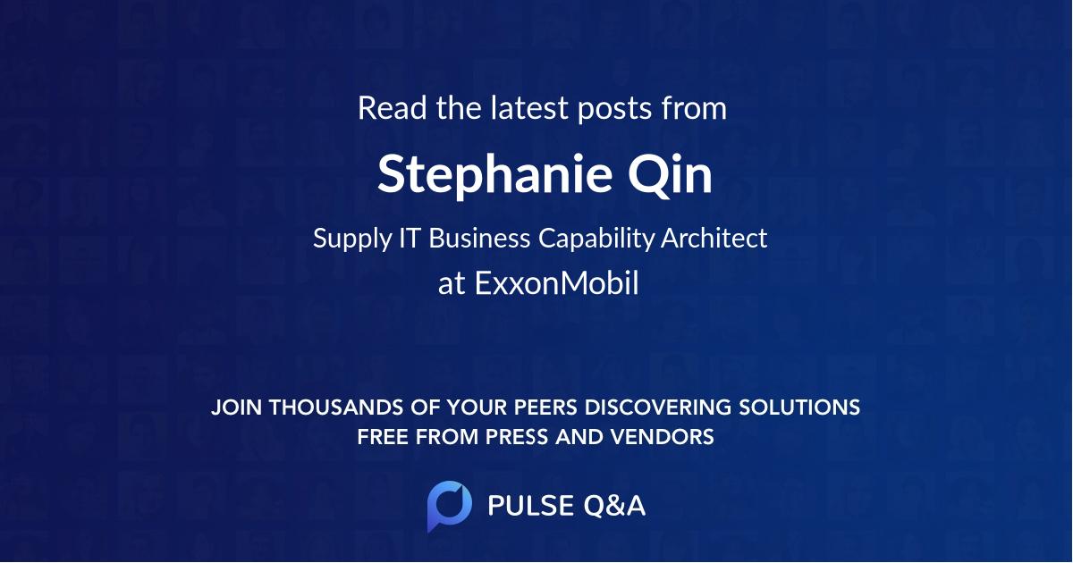 Stephanie Qin