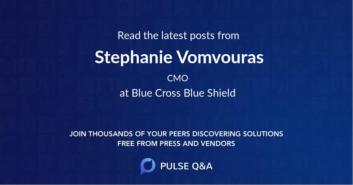 Stephanie Vomvouras