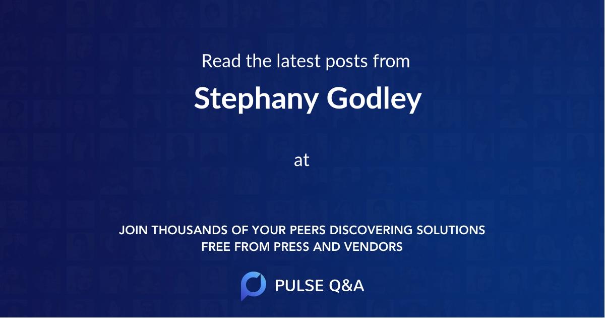 Stephany Godley