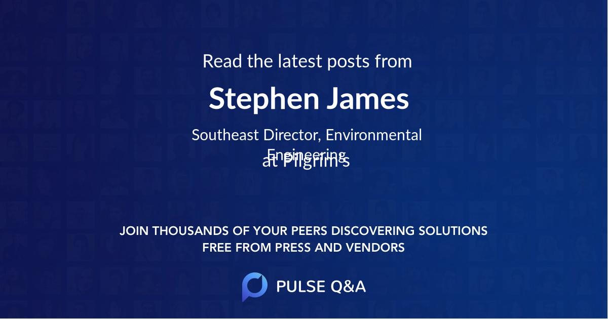 Stephen James
