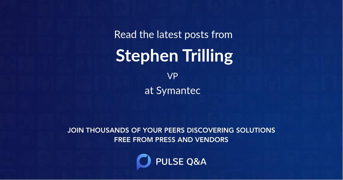 Stephen Trilling