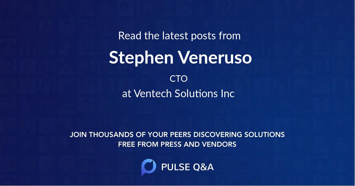 Stephen Veneruso