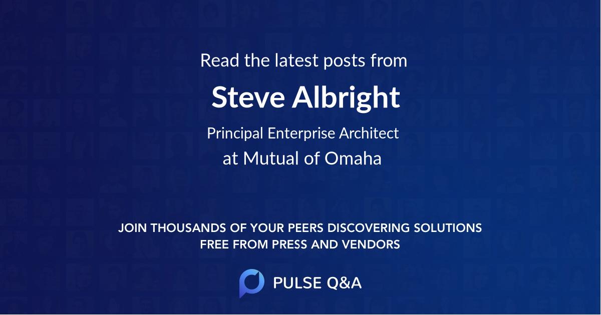Steve Albright