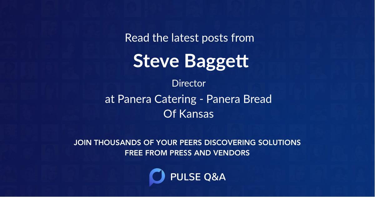 Steve Baggett