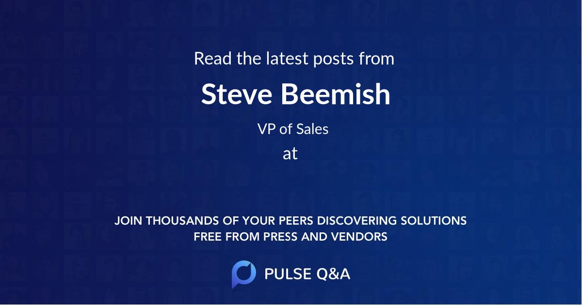 Steve Beemish
