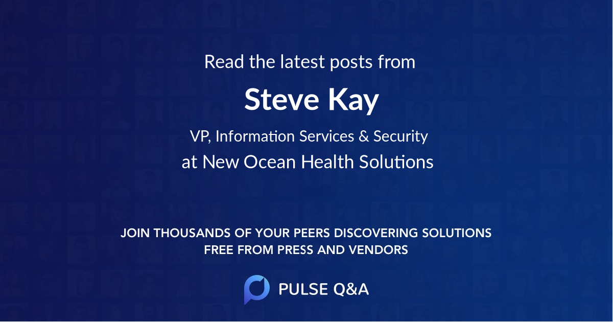 Steve Kay