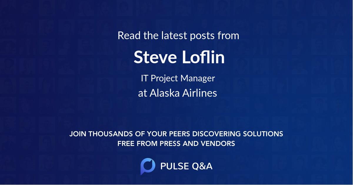 Steve Loflin