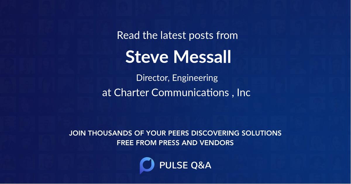 Steve Messall