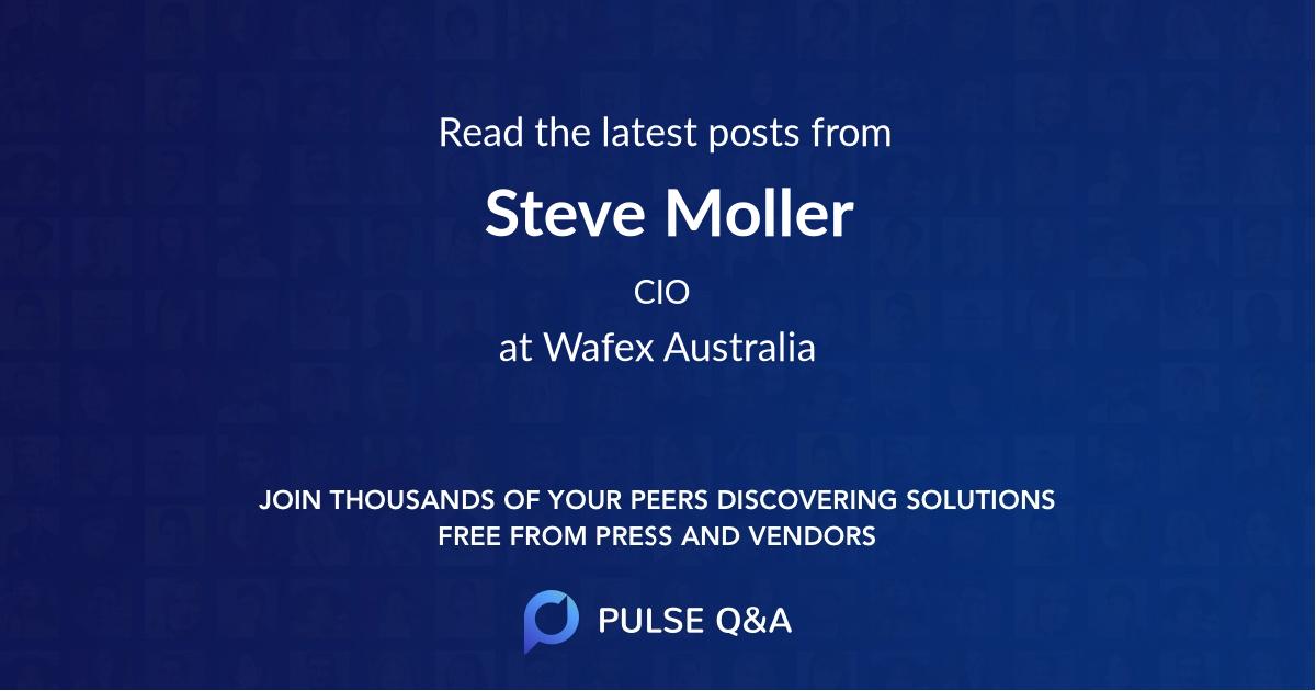 Steve Moller