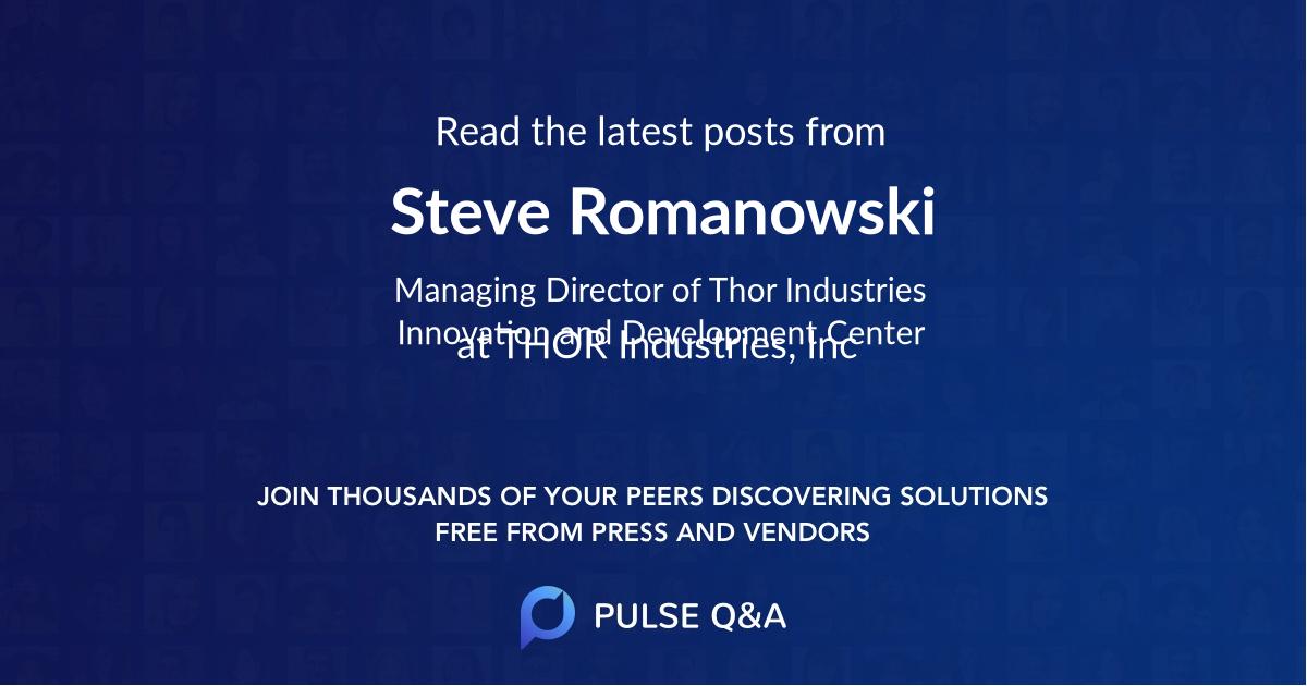 Steve Romanowski