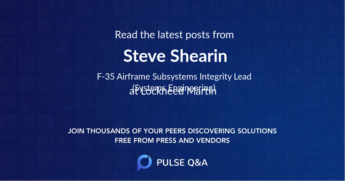 Steve Shearin