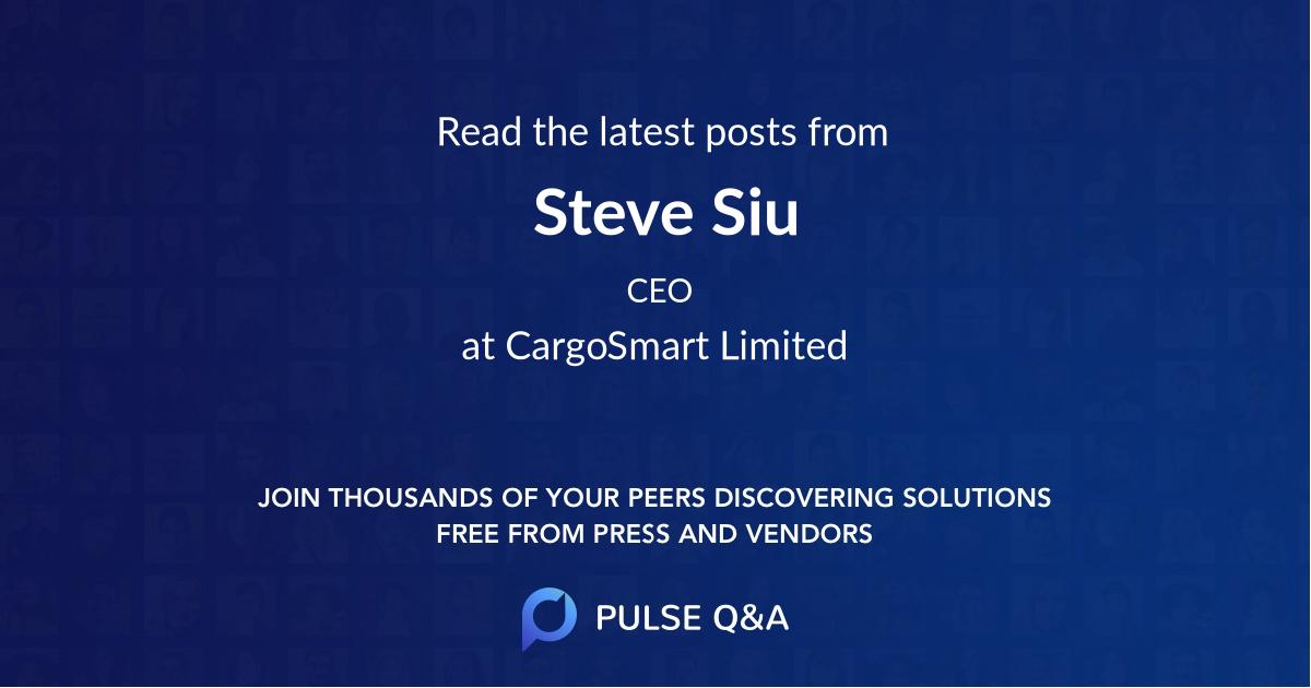 Steve Siu