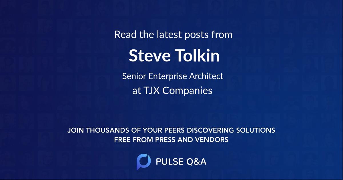 Steve Tolkin