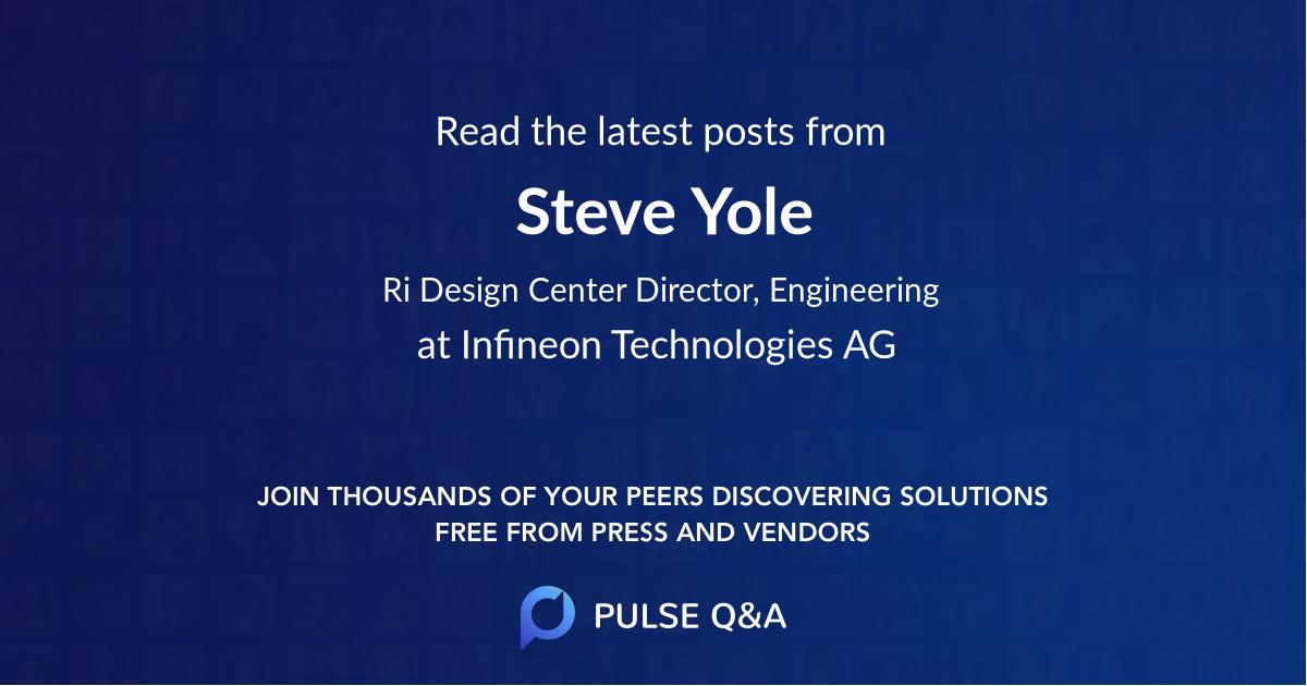 Steve Yole
