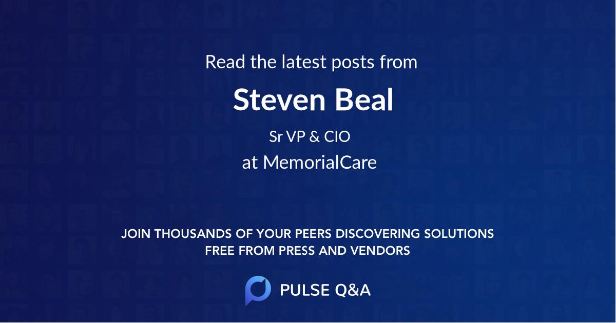 Steven Beal